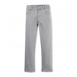 Boys` gray jeans