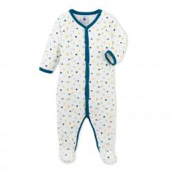 Baby boy`s printed pajamas