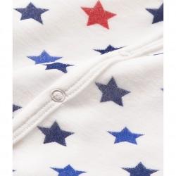 Boy's long-sleeved hooded T-shirt