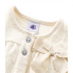 Unisex боди-пижама за бебе