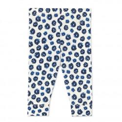 Girl's print pajamas