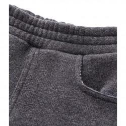 Baby boy`s pants in warm cotton fleece