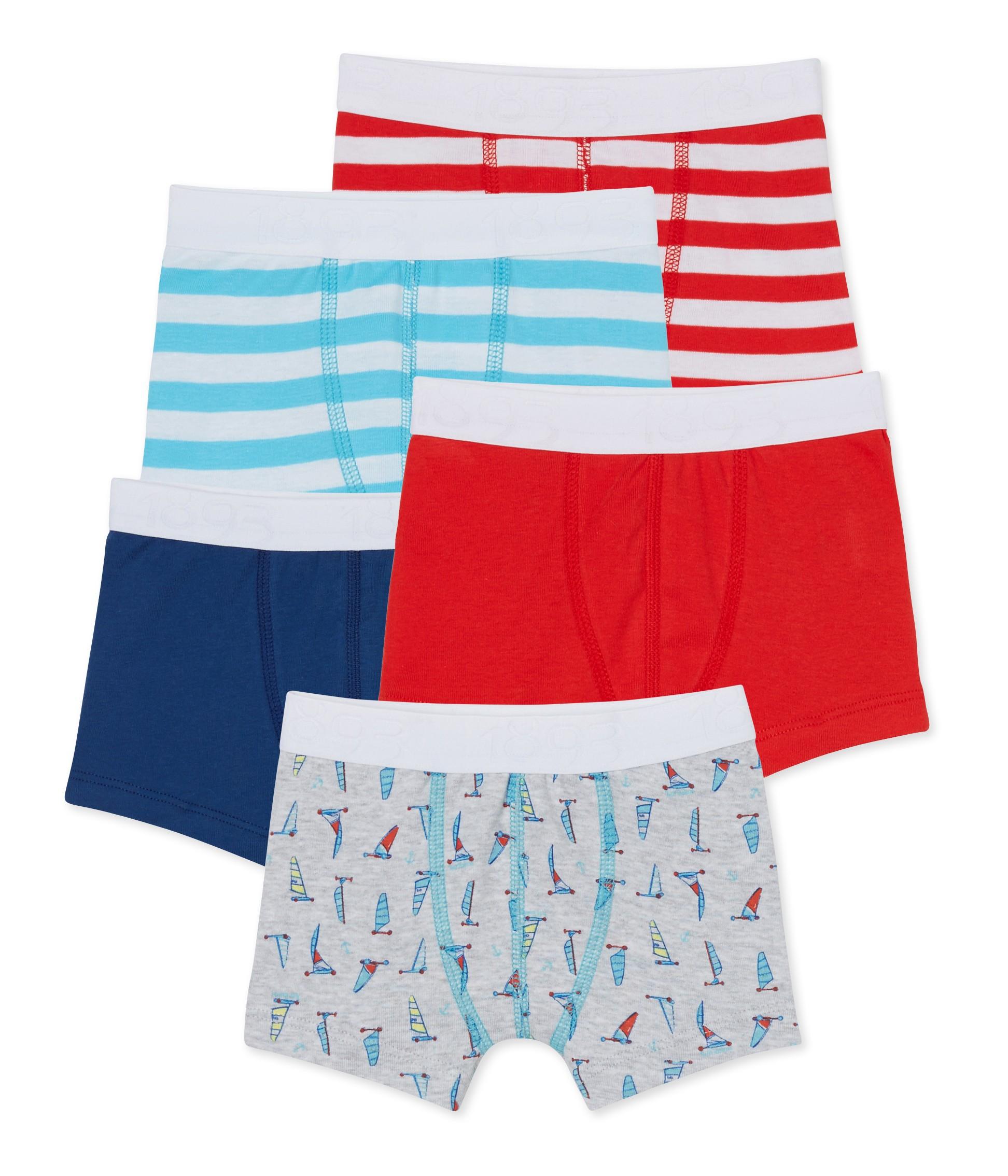 4625b98809 Boys' printed swim shorts - www.petit-bateau.bg