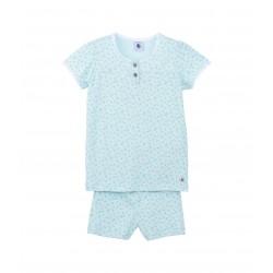 Baby girl's reversible sleeping bag