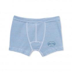 Mixed baby's garter stitch cardigan