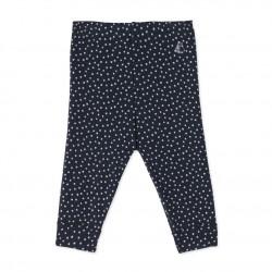 Baby girls` printed leggings