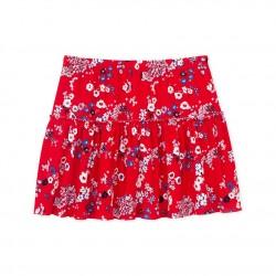 Girls` print skirt