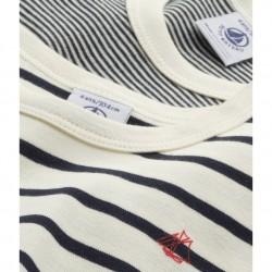Pack of 2 boy's striped vest tops