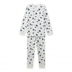 Хавлиена пижама за момче