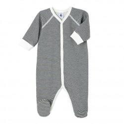 Unisex пижама за бебе в milleraies райе