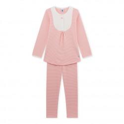 Пижама за момиче в milleraies райе