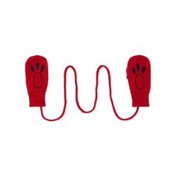 Unisex ръкавици за бебе с вълна