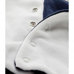 Комплект пижама+жилетка за бебе момче