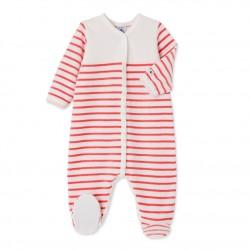 """Пижама """"little sailor"""" за бебе момиче"""