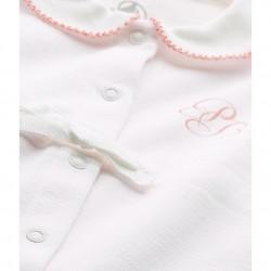Пижама за бебе момиче в milleraies-райе