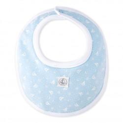 Unisex лигавник за бебе с принт