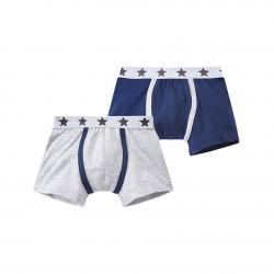 Set of 2 boys' boxers