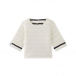 Baby`s unisex sailor sweater