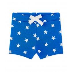 Baby boy`s print shorts