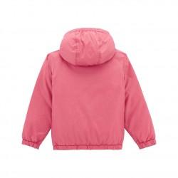 Детско двулицево, топло водоустойчиво яке