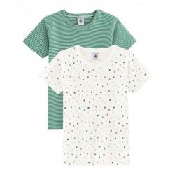 Boys' Short-sleeved T-Shirt - 2-Piece Set