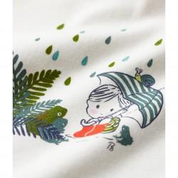 Тениска с къс ръкав за бебе момче