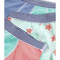 Boys` Boxer Shorts - 3-Piece Set
