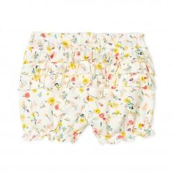 Baby Girls` Print Bloomers