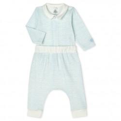 Baby Boys` Ribbed Clothing - 2-Piece Set