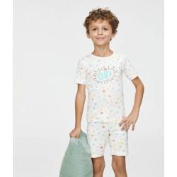 Къса пижама за момче