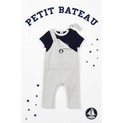 Short-sleeved T-shirt for baby boys