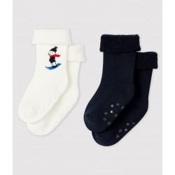 К-т 2чифта чорапи за бебе