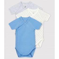 К-т 3бр. боди за новородено бебе момиче